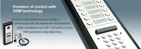 A2Z Fire and Security Essex installers Door entry system kit
