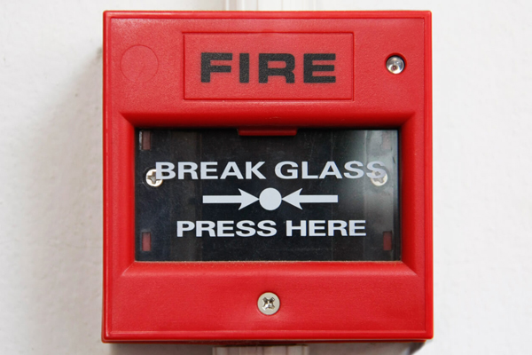 A2Z Fire and Security Essex installers alarm button
